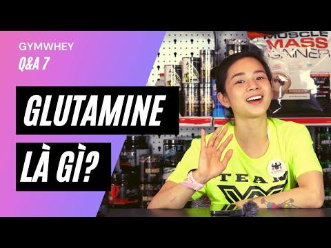 Hỏi đáp 7 : Glutamine là gì ? 3 nguồn đạm từ thực phẩm ?