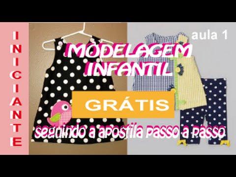 Modelagem Infantil Para Iniciantes Aula 1 6 Youtube