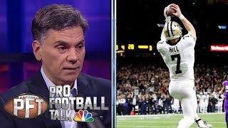 NFL's unsung Wild Card Weekend heroes | Pro Football Talk | NBC Sports