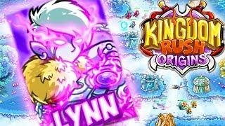 WRACAMY ! KOLEJNE NOWE MAPY || #018 | Kingdom Rush Origins | PL