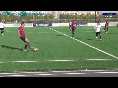 Футбол. Арнест Невинномысск - Родина Китаевское