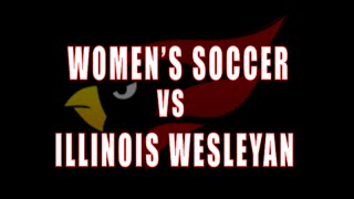 North Central College Women's Soccer vs. IWU // 10.31.15