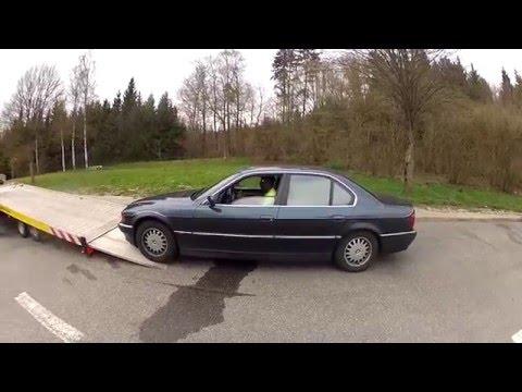 MC 4xD BMW V12 F*****UP IN Highway