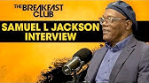 Samuel L Jackson On Kicking Drugs Before His First Role, Social Media, New 'Shaft' Film + More