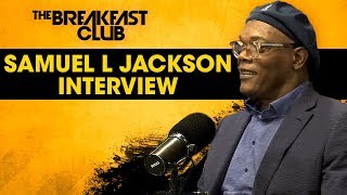 Samuel L Jackson On Kicking Drugs Before His First Role, Social Media, New \'Shaft\' Film + More