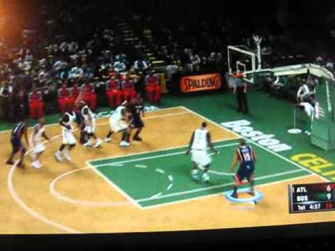 NBA 2K11 Custom Arena Music Sampling- BOSTON CELTICS