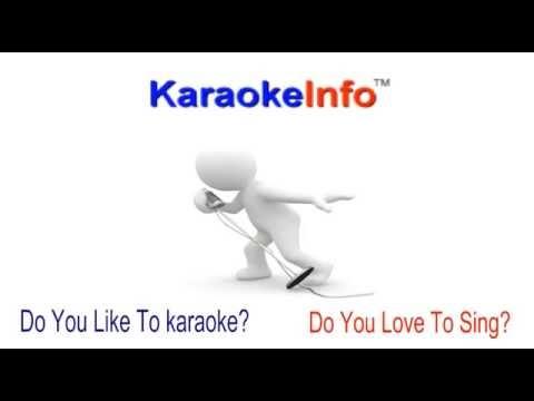 Karaokeinfo|Find Professional Karaoke Songs Online