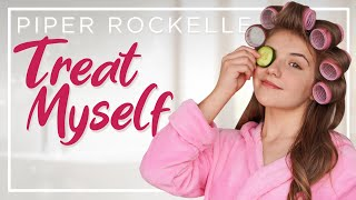 Gambar cover Piper Rockelle - Treat Myself (Official Music Video) **FIRST KISS** 💋