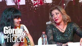 GyF | Maribel Guardia discute con Cynthia Klitbo  frente a l...