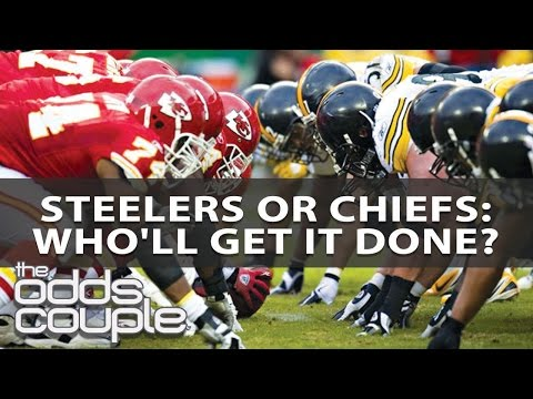 Pittsburgh Steelers vs KC Chiefs I NFL Divisional Round Predictions w/ The Odds Couple