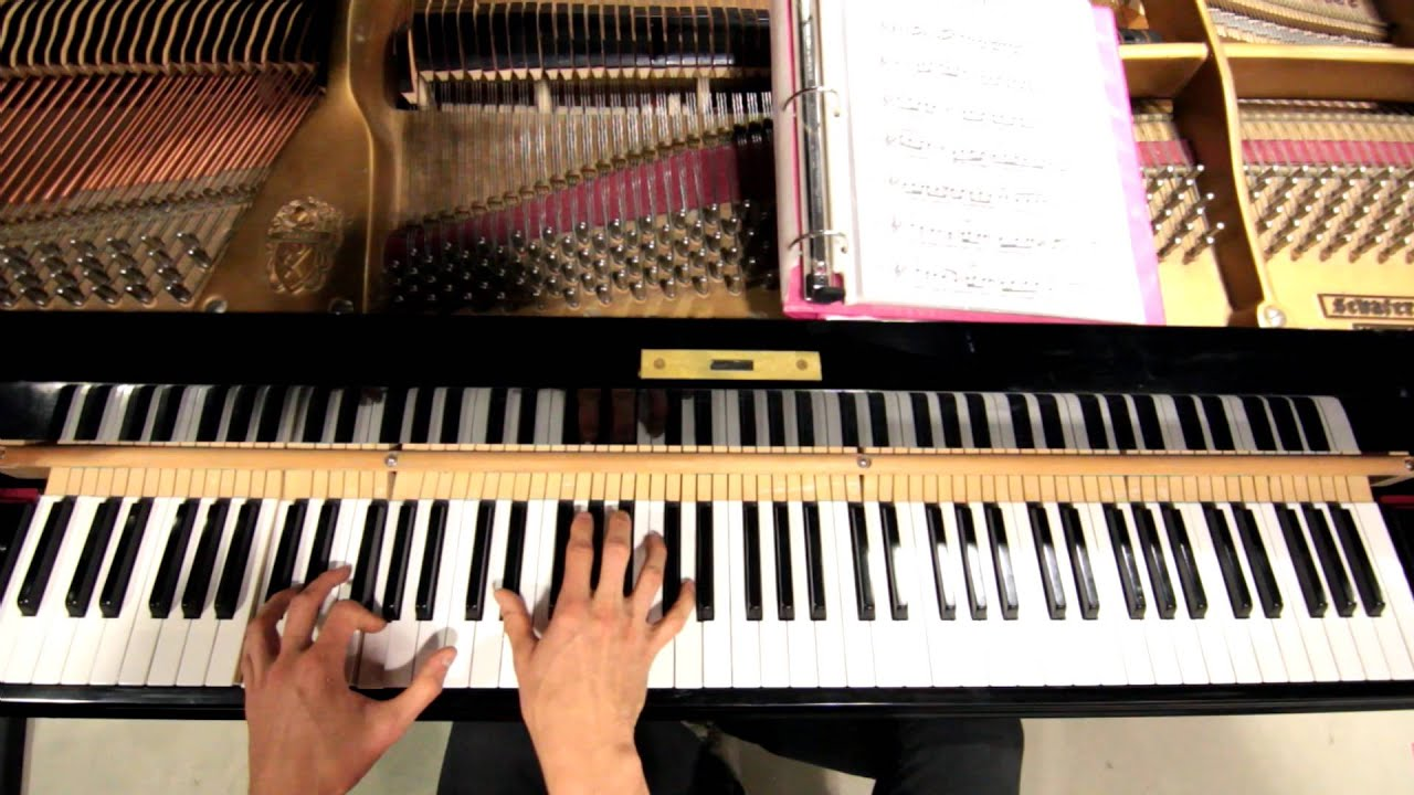 how to know piano chords