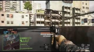 Battlefield 4- Gameplay AR-160 (PS3)