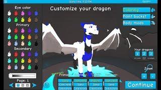Roblox dragon life beta : 3 FABULOUS FEMALES SKINS IDEA (FR / EN)