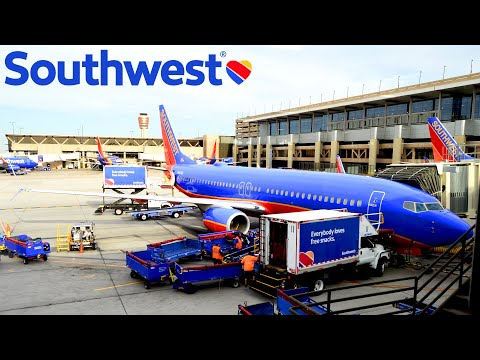 TRIP REPORT: Southwest Airlines | Boeing 737-800 | Dallas Love Field - Phoenix Sky Harbor | Economy