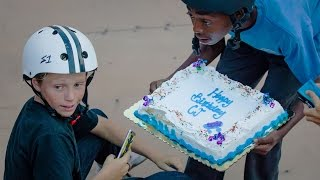Happy Birthday CJ - EP11 - Camp Woodward Season 8