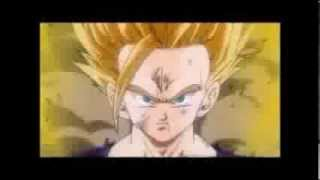 DBZ the flame of youth Gohan vs. Cell