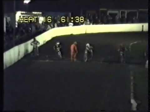 The Last competitive race at Berrington Lough 21/10/95