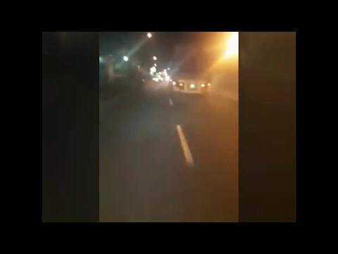 Detik detik kecelakaan maut truk rem blong di Ungaran Semarang