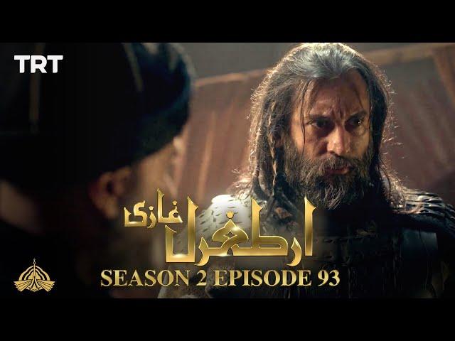 Ertugrul Ghazi Urdu | Episode 93| Season 2