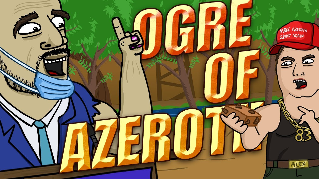 OGRE OF AZEROTH