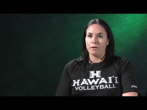 Rainbow Wahine Welcome New Coaches in 2016