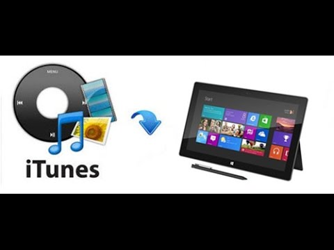 How to Download and Install iTunes on Windows 8 / Windows 8 1 Free
