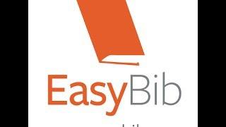 """EasyBib"" iPad App Review - Free Bibliography Generator"