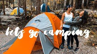 【烏來夢幻營地】兩週年露營之旅