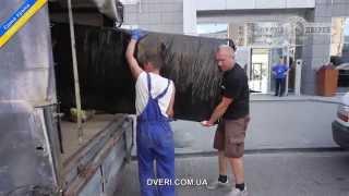Установка бронедвери. Монтаж двери Киев. Качественные взломостойкие двери от производителя(Качественная установка двери - http://www.dveri.com.ua Качественные стальные двери, взломостойкие двери 4-6 классов-..., 2014-10-06T12:18:46.000Z)