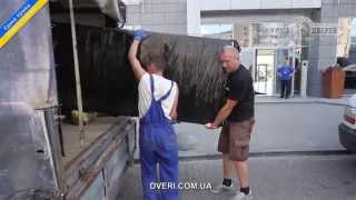 видео Бронедвери под заказ в Киеве