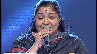 Nightingale Chithra Performance ( Telugu Hits) YouTube Videos