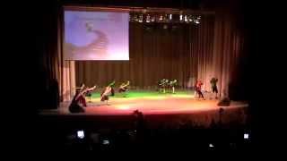 Шикарное выступление шоу-балета!