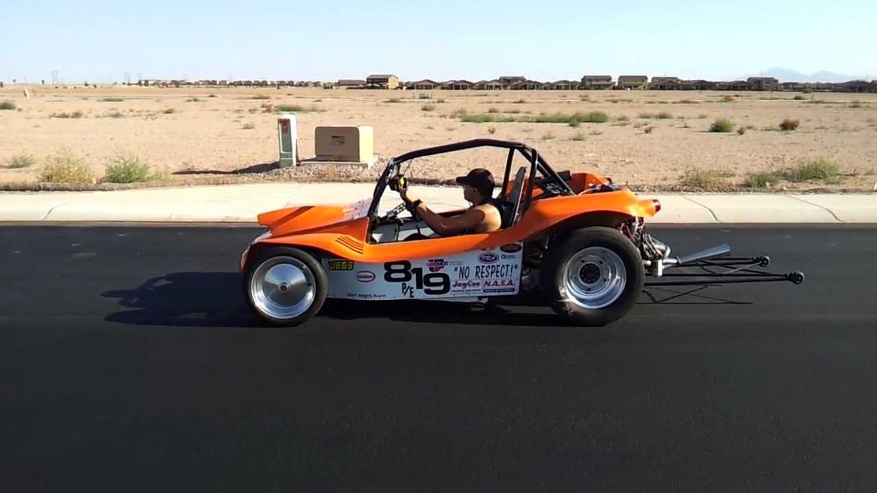 Vw Dune Buggy >> VW Bug Race Buggy LiL MONSTER Part 1 Maricopa AZ - YouTube