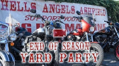 TAKE A RIDE with the HELLS ANGELS MC   SONOMA CO   MARIN COUNTY RUN
