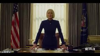 Карточный домик (сериал, 6 сезон) - Русский Трейлер (2018)