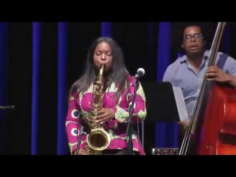 "Camille Thurman  & The Darrell Green Trio ""Origins"" The Kennedy Center (Mary Lou Williams Jazz Fest)"
