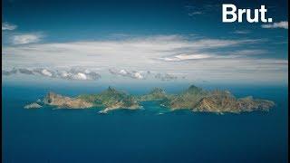 Rapa, l'île la plus méridionale et isolée de Polynésie française
