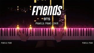 BTS Jimin & V - Friends | Piano Cover by Pianella Piano