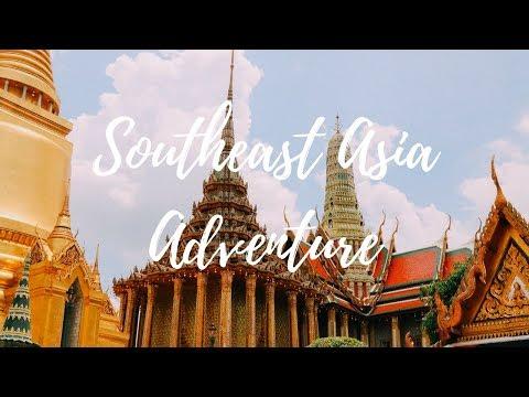 Southeast Asia Adventure Travel Vlog