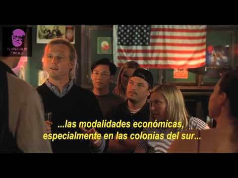 Good Will Hunting - Escena Bar de Harvard (Subtitulado)