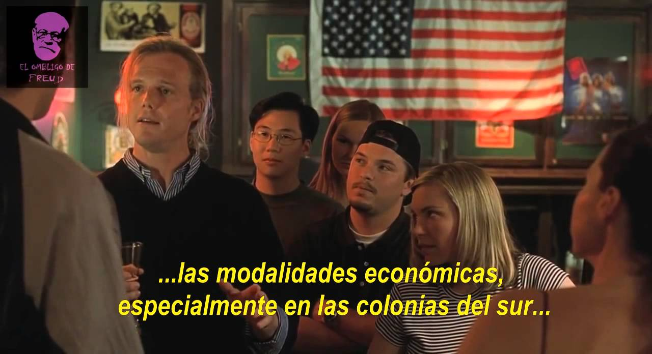 Good Will Hunting Escena Bar De Harvard Subtitulado