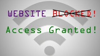 How To Access Blocked Websites On College/school Wi-fi Network