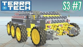 Video Terratech | Ep7 S3 | Vehicle Upgrade & Mortar Madness! | Terratech v0.7.7.2 Gameplay download MP3, 3GP, MP4, WEBM, AVI, FLV Maret 2018