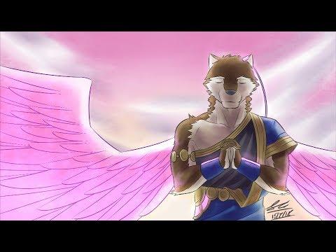 [Rouon Aro] The Heritors of Arcadia 【狼音アロ アルカディアの継ぎびと UTAUカバー】