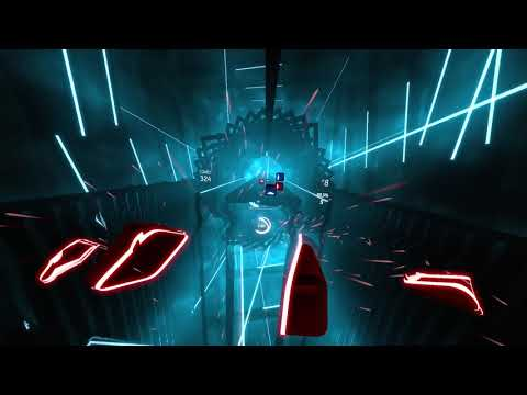 [beat saber] Star Wars - The Force Theme (Far Out Remix) (expert)