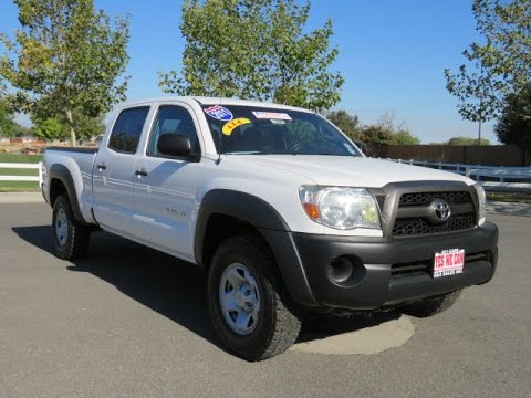2011 Toyota Tacoma For Sale Northern California Chico Orland