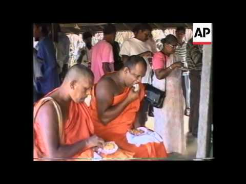 Sri Lanka - Peace Team Efforts To End Civil War