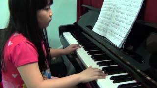 MỘT BUỔI HỌC PIANO TẠI LỚP NHẠC_3
