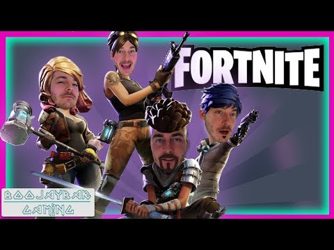 Epic Fortnite PS4 Early Access Gameplay Review Walkthrough & Build  - Live Stream - When's it Free ?
