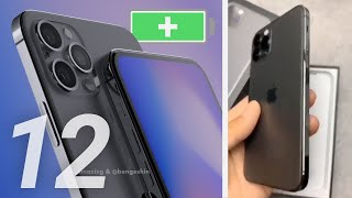 Latest iPhone 12 Rumors! Hands-On Look, More Expensive, & Bigger Batteries!